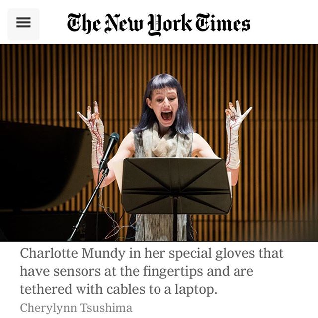 Happy Friday friends...ya girl has a photo in the @nytimes!