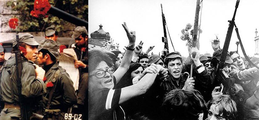 Imagens de arquivo 25 de Abril 1974 / Press images from 25 April 1974