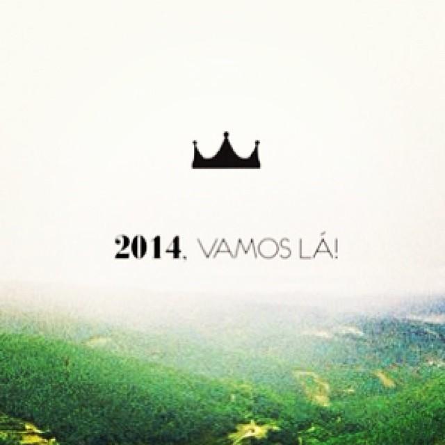 2014, vamos lá! #2014 #design #colectivodarainha