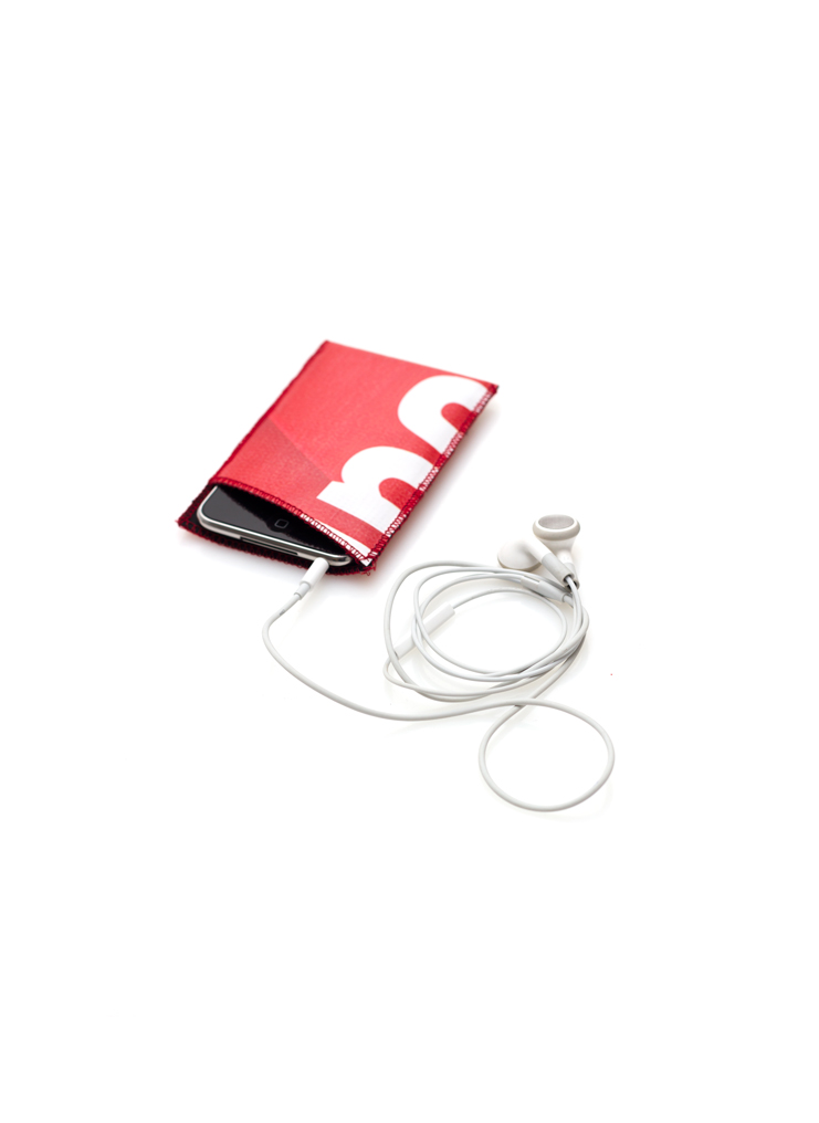 Bolsa para mp3 / mp3 player sleeve