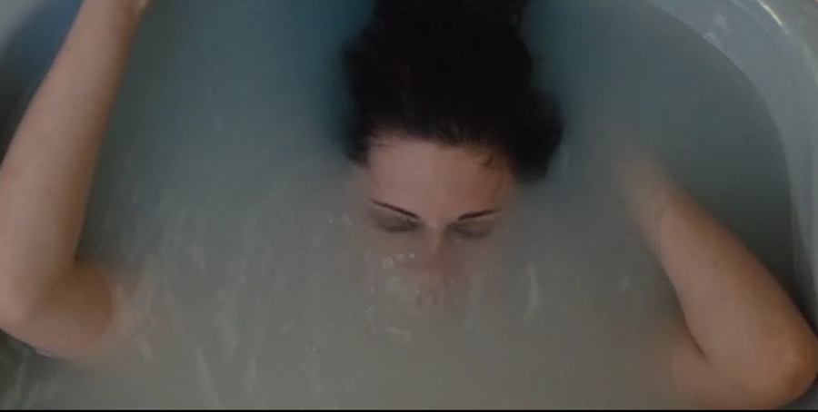 Nothing a Little Soap and Water Can't Fix (2017, 10 mins)   In films, as in life, the bathtub is often considered a private space for women - a place not only to groom, but to relax, to think, to grieve, to be alone, to find sanctuary. For Hollywood, though, it's also a place of naked vulnerability, where women narratively placed in harm's way have no escape.  Sound design. Directed by Jennifer Proctor. Premiered at Edinburgh Film Festival, 2017.