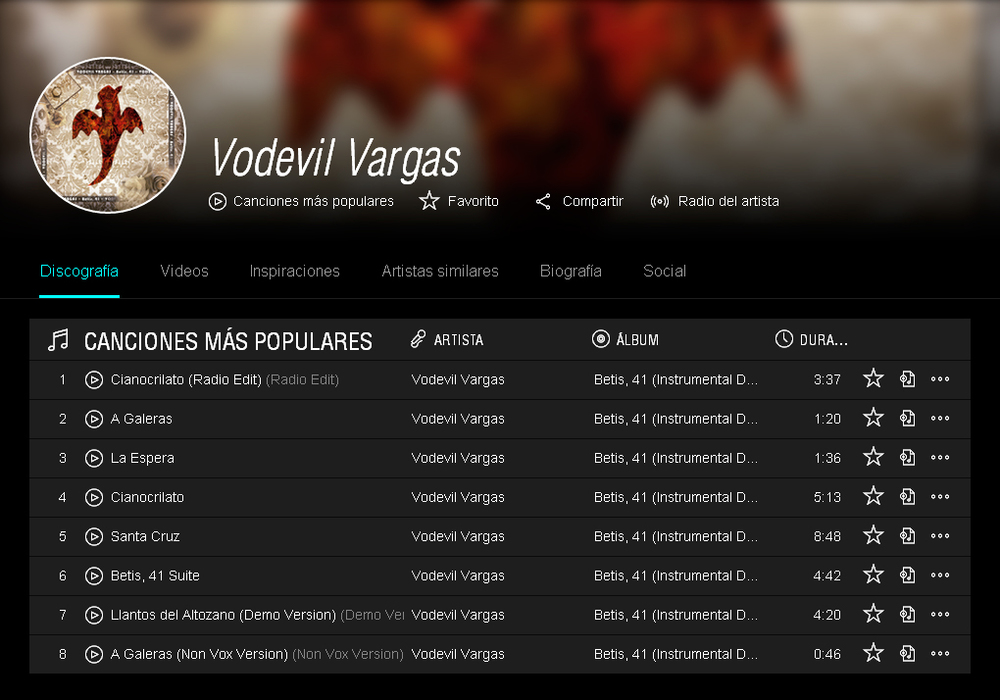 Vodevil-Vargas-TIDAL