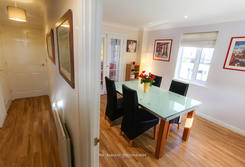 Dining Room / Reception 2 & Hallway