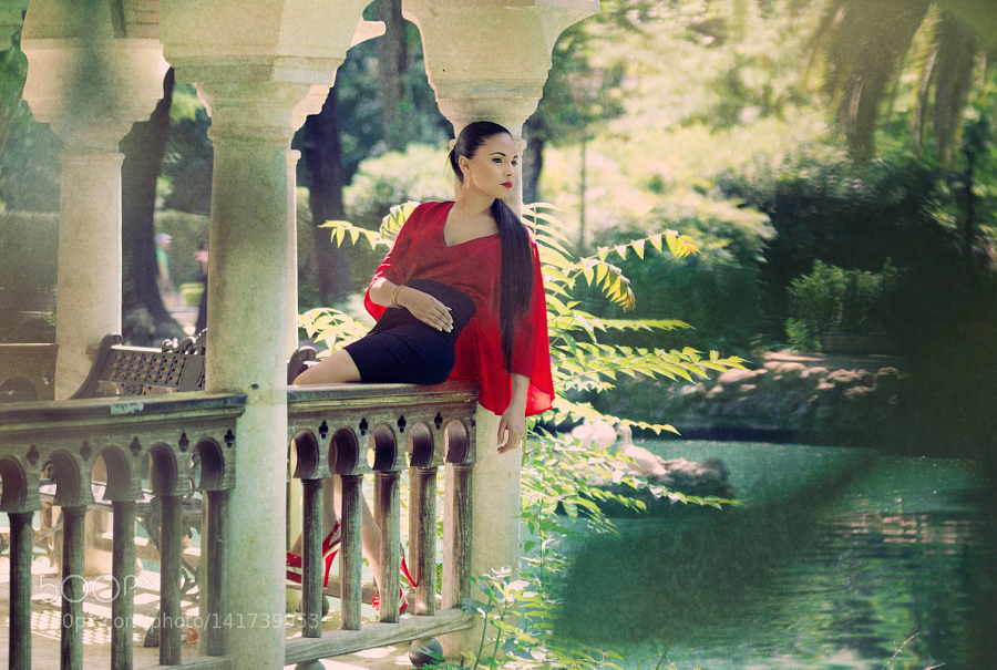 Mabel by Antonio Ojeda Photo