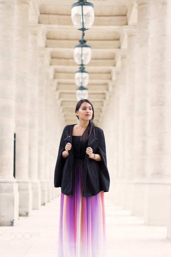 Tehani's Dress