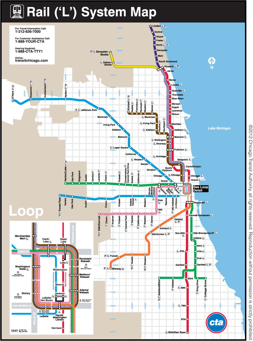 Best Image Of Diagram L Train Map Download More Maps Diagram - Chicago underground map
