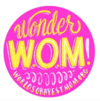 Give $20+/month ($240+/year) & get a WonderWOM sticker!