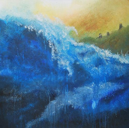 Dessin Et Peinture  Vido   Dmonstration De Peinture