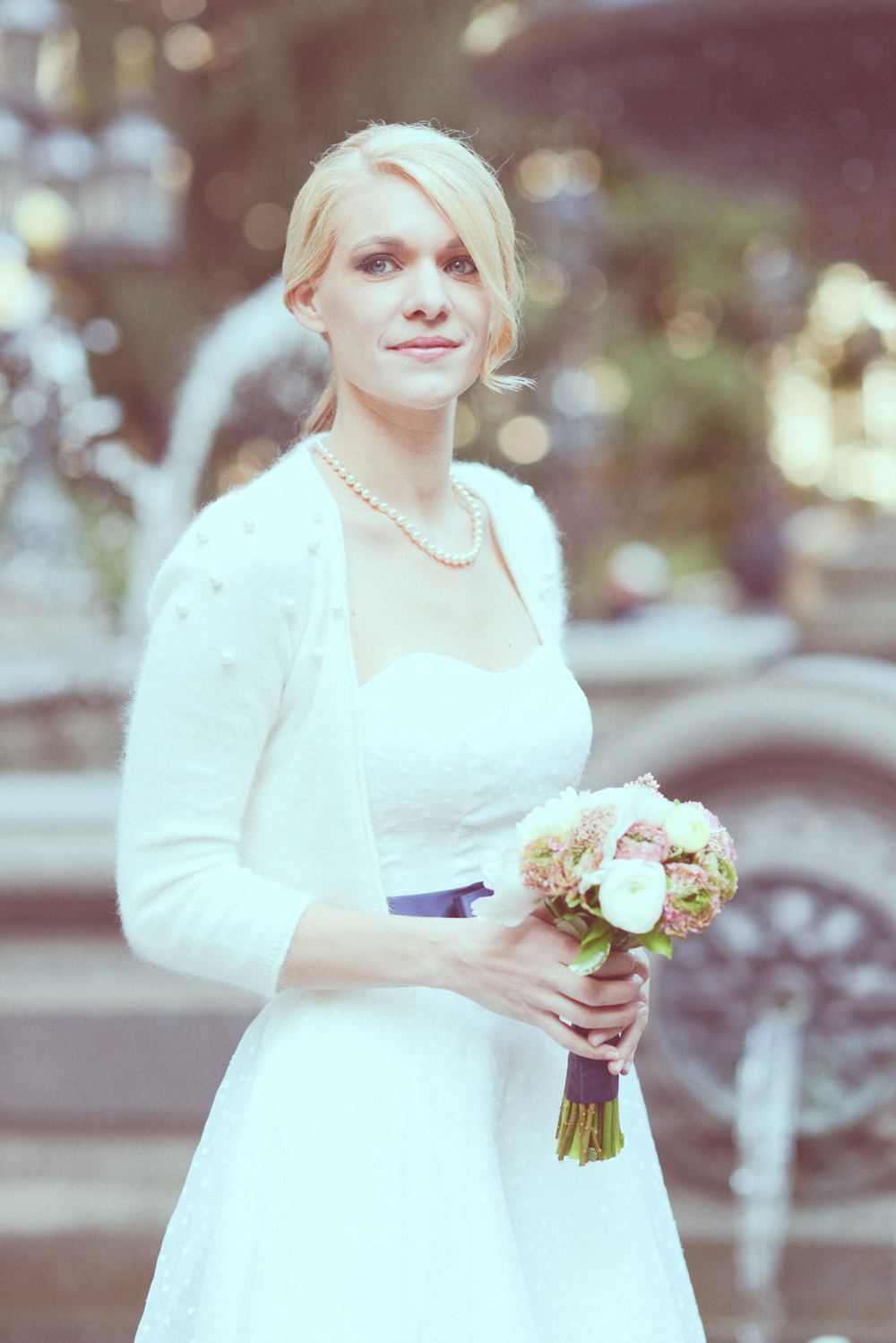 City Hall Park Wedding