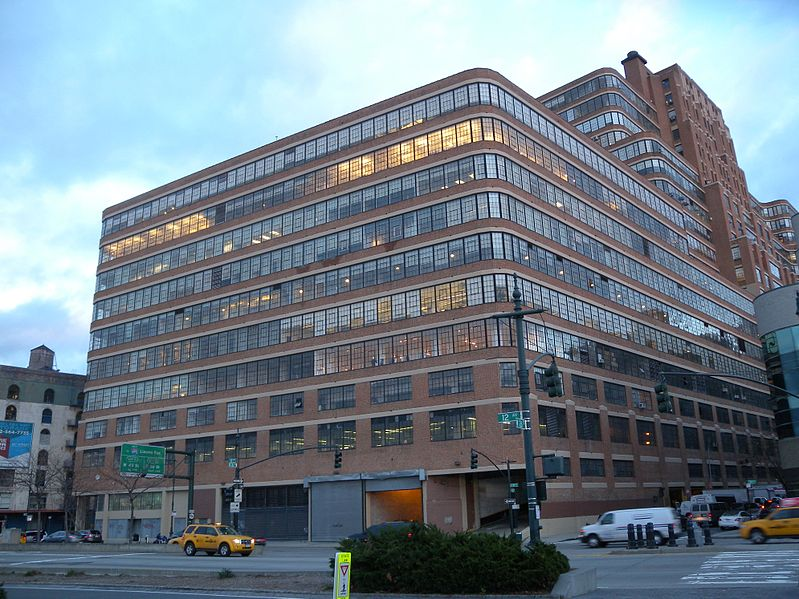 The Starrett Lehigh Building, 1930-31, Walter M. Cory Architects and Yasuo Matsui associate architect.  Originally a freight distribution warehouse building, now a commercial home to some of the most creative businesses in the city.
