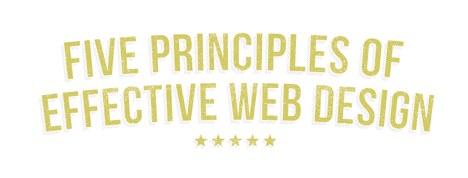 Five Principles Of Effective Web Design By Simply Adam Mann