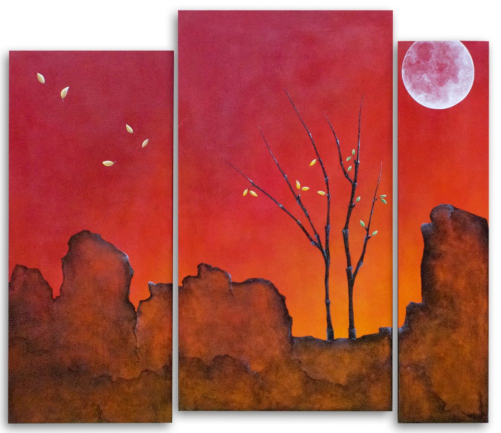 03_3panel_red_tree_leaves_moon.jpg