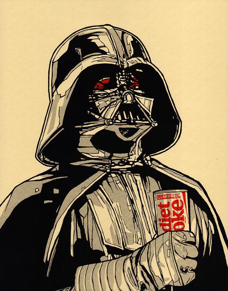 Diet Vader (Variant Edition)