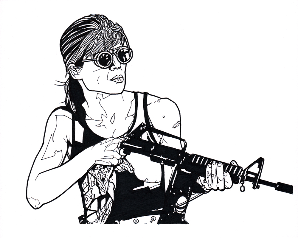 Sarah Connor Alt (OG)