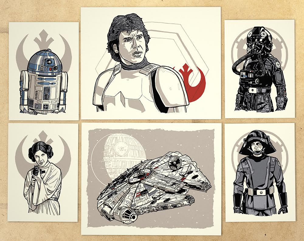 Ages 4 and Up - Series 6: A New Hope II
