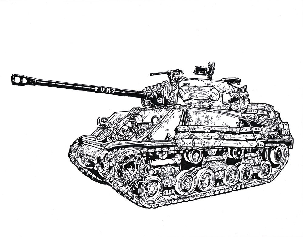 A Tank Called Fury (OG)