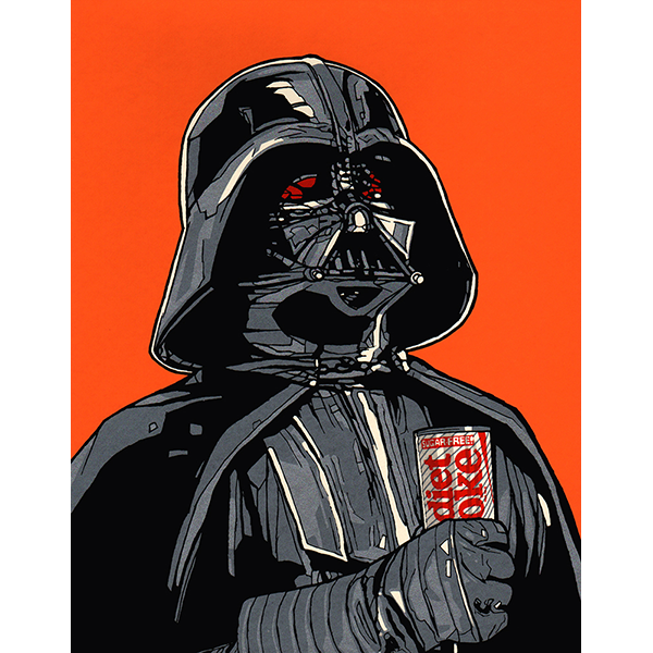 Diet Vader (Regular Edition)