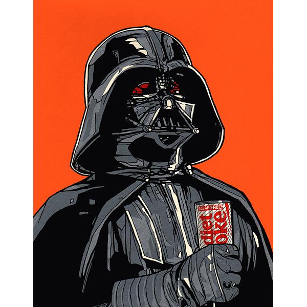 Diet Vader (Regular Edition)