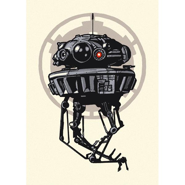 Probe Droid (Handbill)