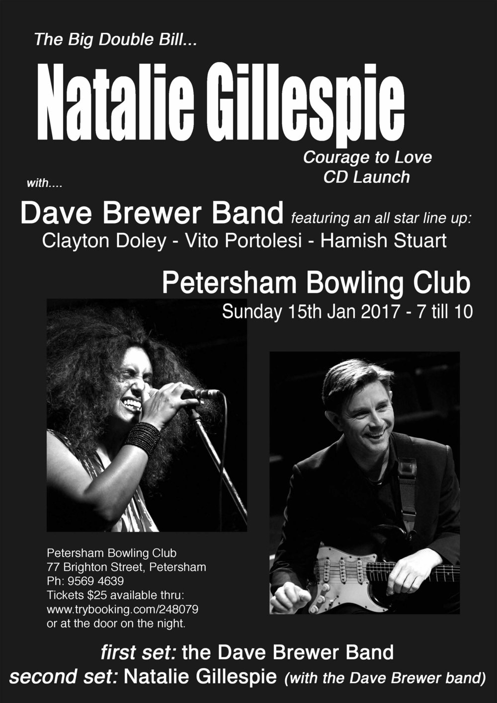 Natalie and DB Petersham Bowlo 15 Jan 2017.jpg