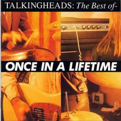 Talking Heads - Once in a Lifetime – The Best of Talking Heads (1992)