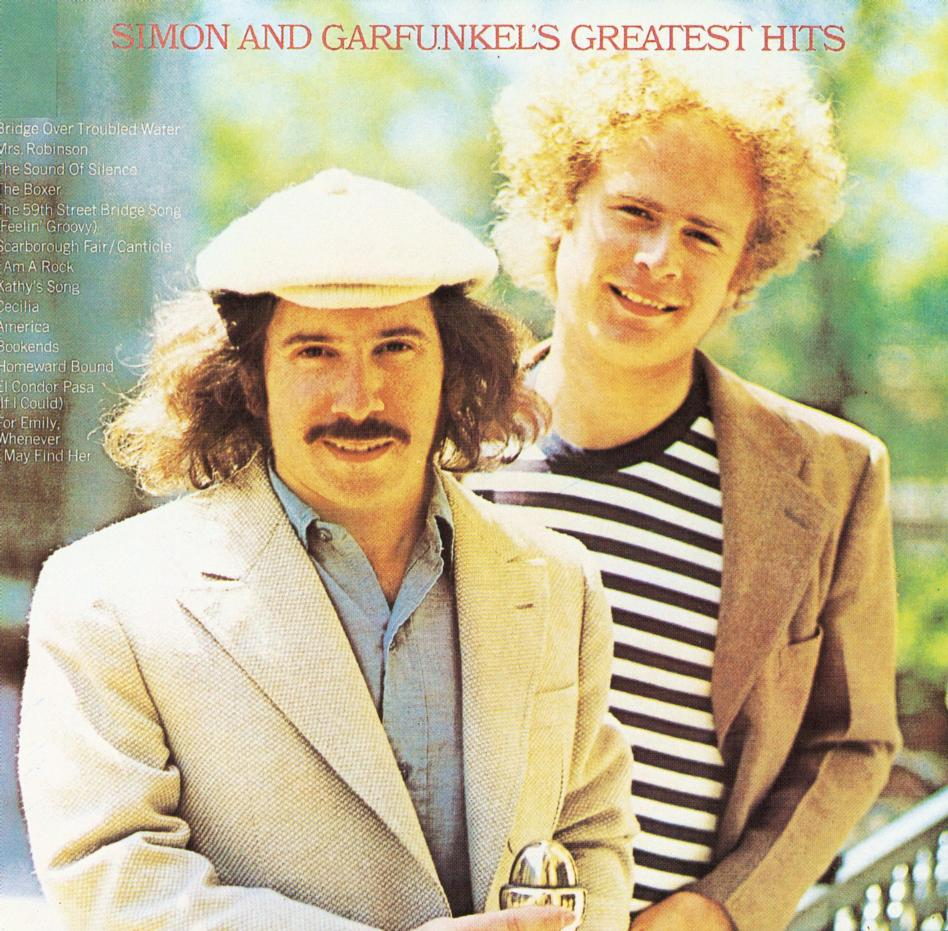 Simon and Garfunkel - Simon and Garfunkel's Greatest Hits (1972)