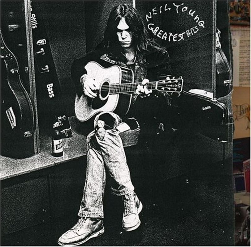 Neil Young - Greatest Hits (2004)