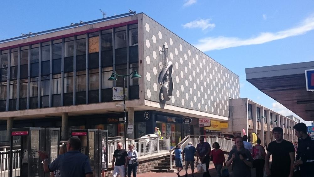 Eastgate Shooping Centre附近景象。