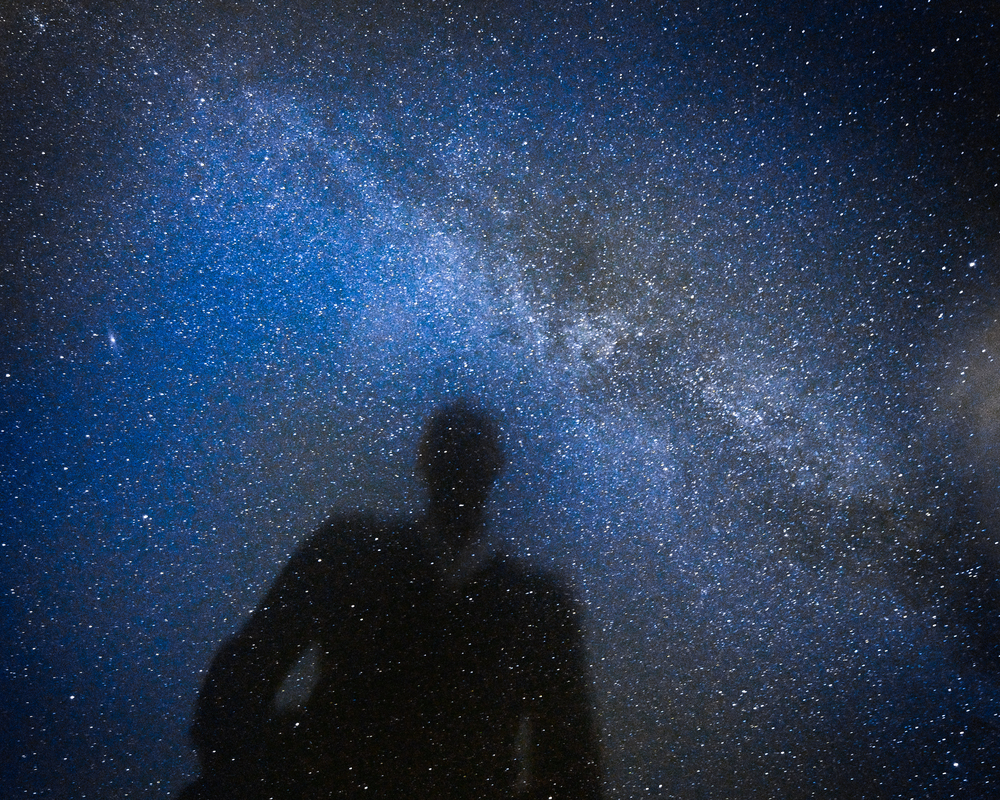 Milkyway Self Portrait