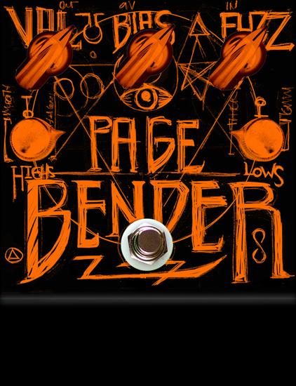 DEEP TRIP PAGEBENDER