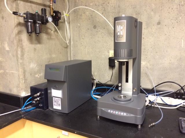 TA Instruments AR-G2 Rheometer