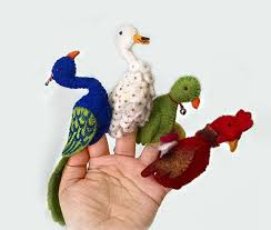 Finger Puppets from Hamro Village