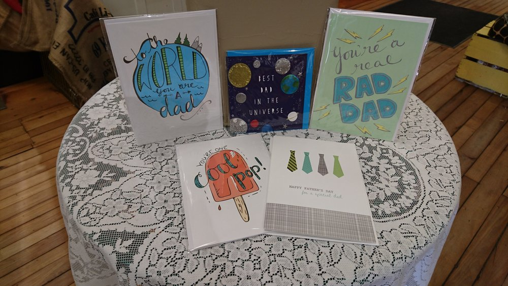 Sproule's Emporium Father's Day Cards.JPG