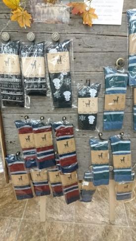 Sproule's Emporium Alpaca Socks.JPG