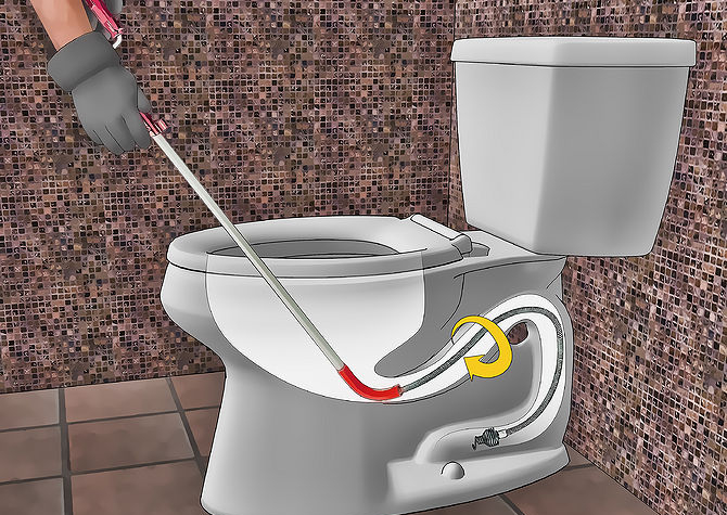 Blocked Toilet Drain Unblocking Auckland Special Call Now
