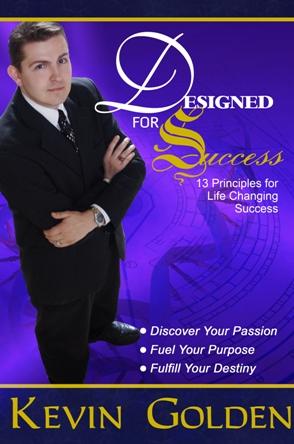 Motivational Speaker & Consultant - Kevin Golden
