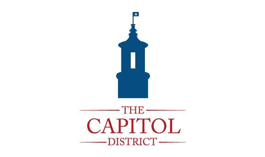 Logo for The Capitol District
