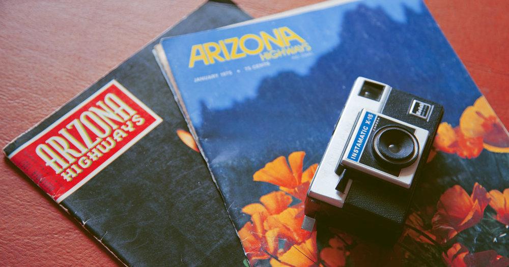 Nostalgic hipster memorabilia, check.