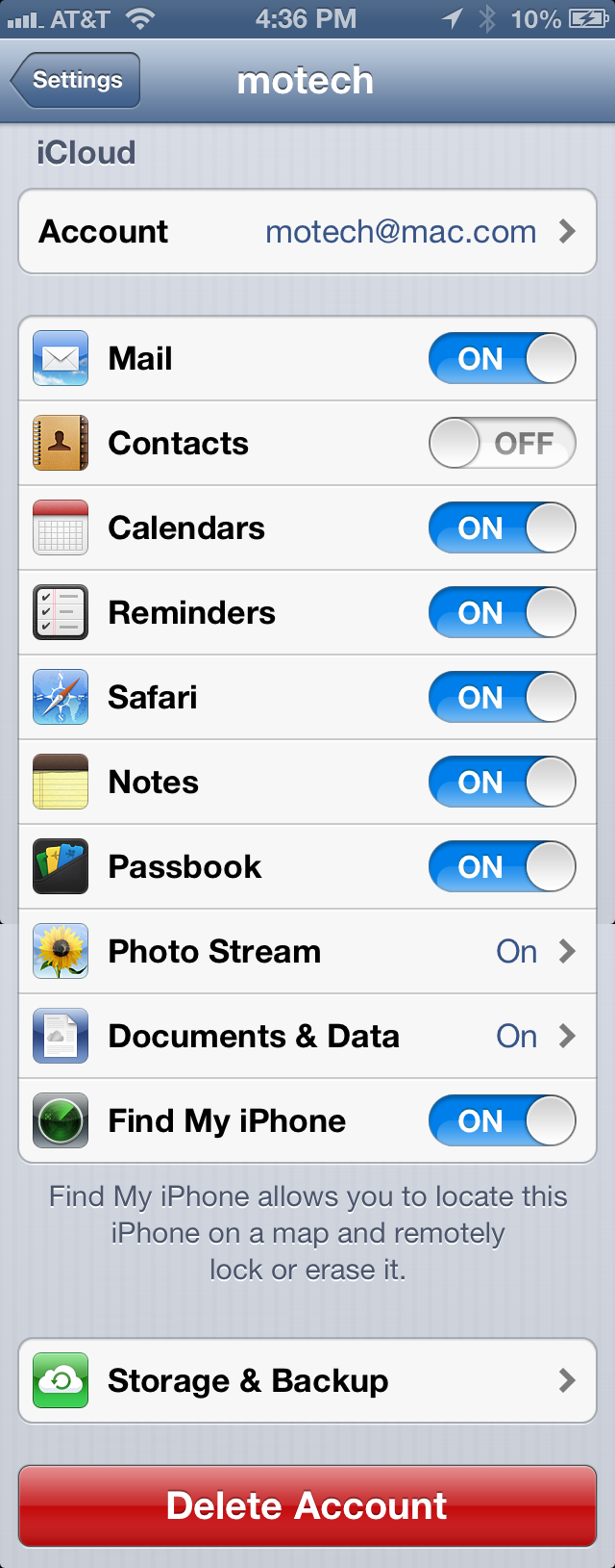 How Do I Backup My Iphone