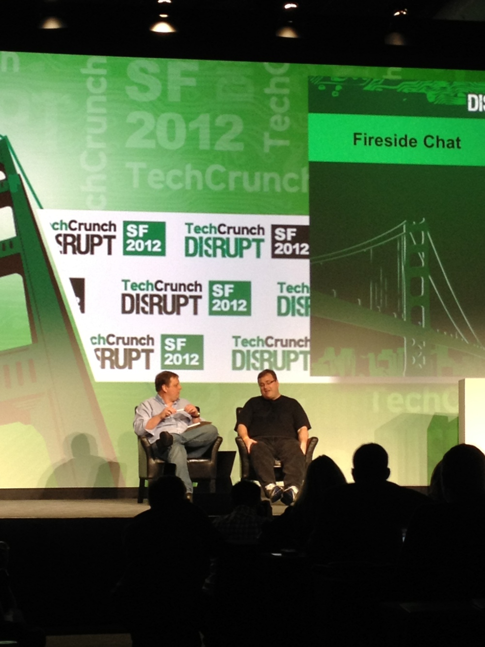 Reid Hoffman interviewed by Michael Arrington.