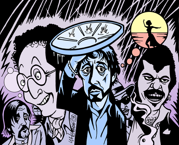 WHY  CARLITO'S WAY  IS THE MOST UNDERRATED GANGSTER MOVIE      Art + Article on Carlito's Way provided.