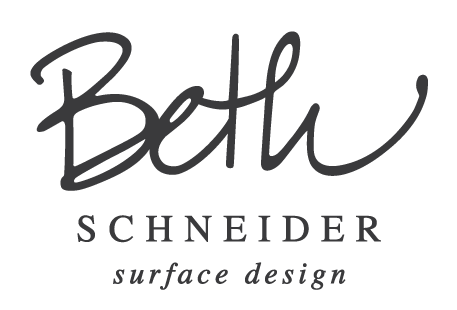 Beth Schneider - Surface Pattern Design