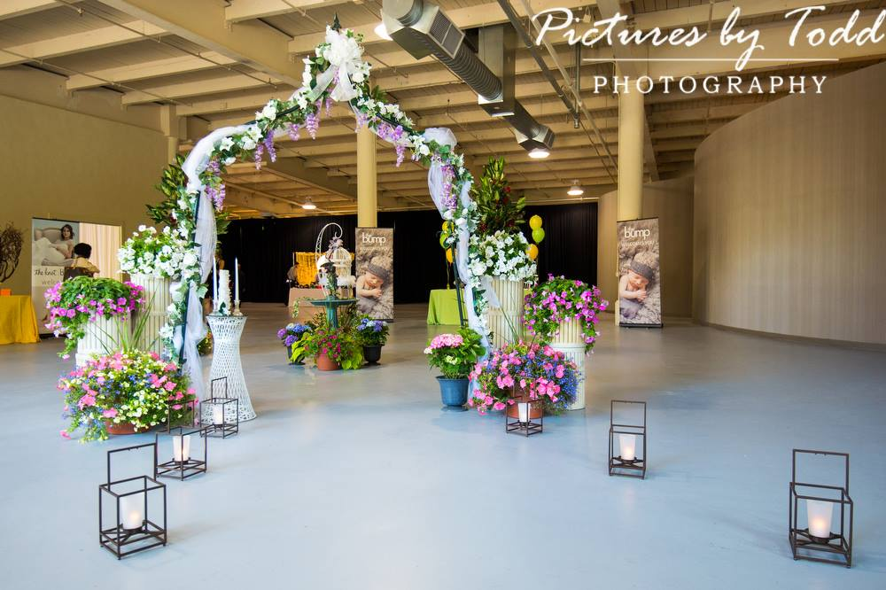 Floral design by Elite Florals