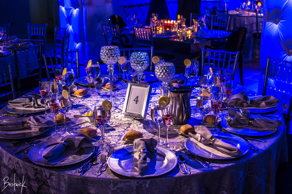 Your Trilogy Event Design Wedding Planner will ensure that your vision comes to life the way you planned. Photo by Bostwick Photography.