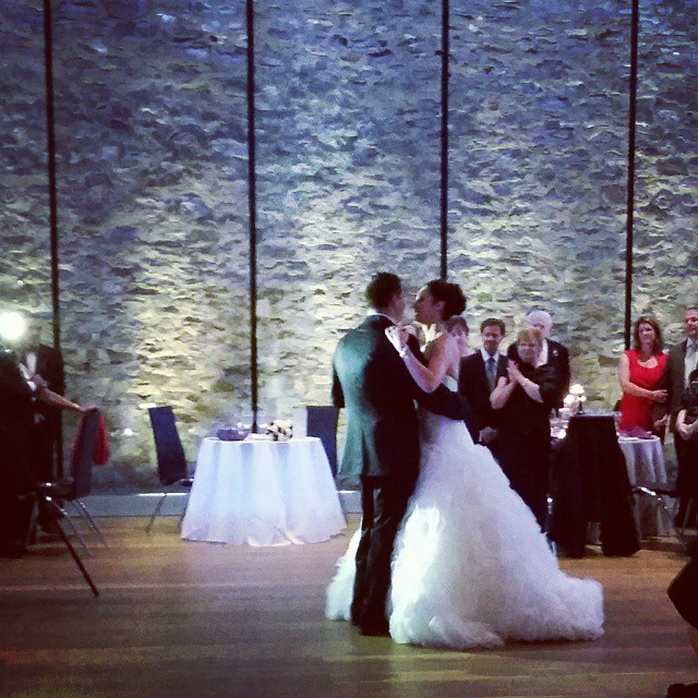 Jacalyn & Olivier at the Michener Art Museum