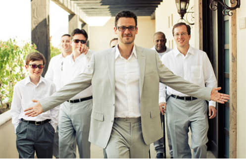Finding the Perfect Attire: Grooms and Groomsmen — Philadelphia ...
