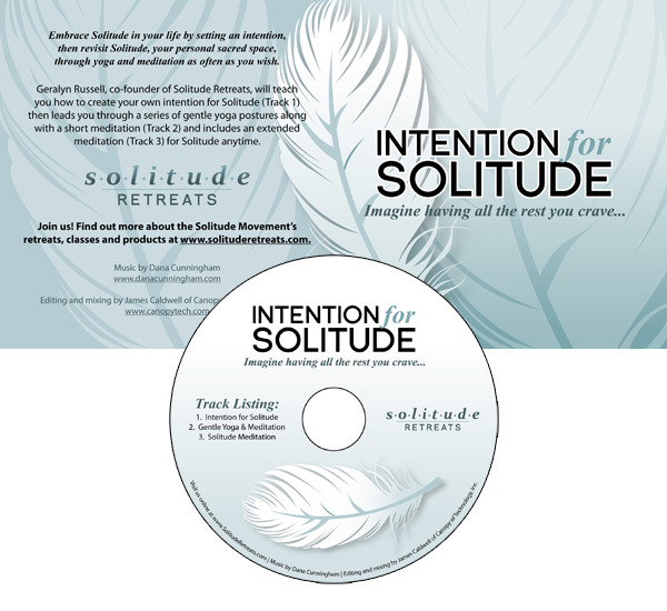 Intention of Solitude CD Artwork