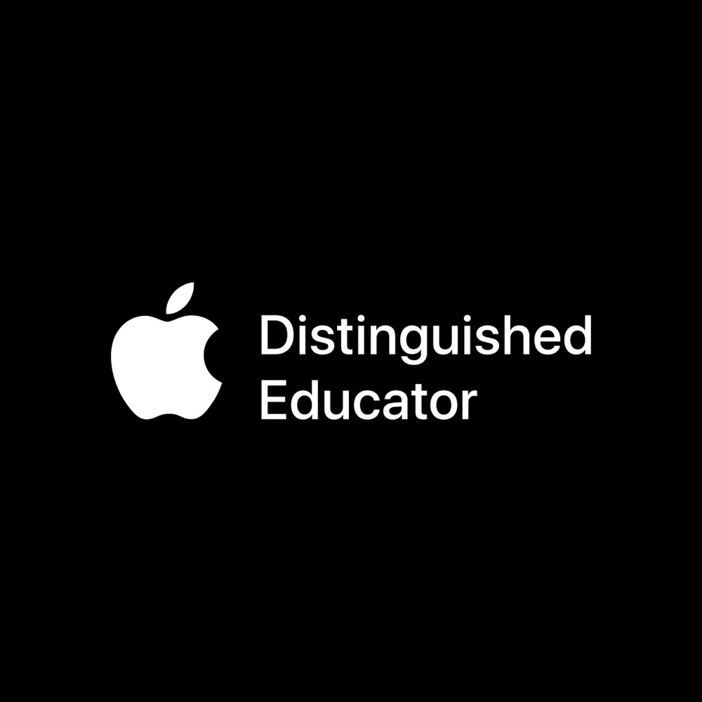 Apple Distinguished Educator (ADE)