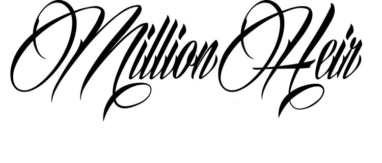 Million Heir Clothing with CEO Kyle Griffin -    Click for more information.