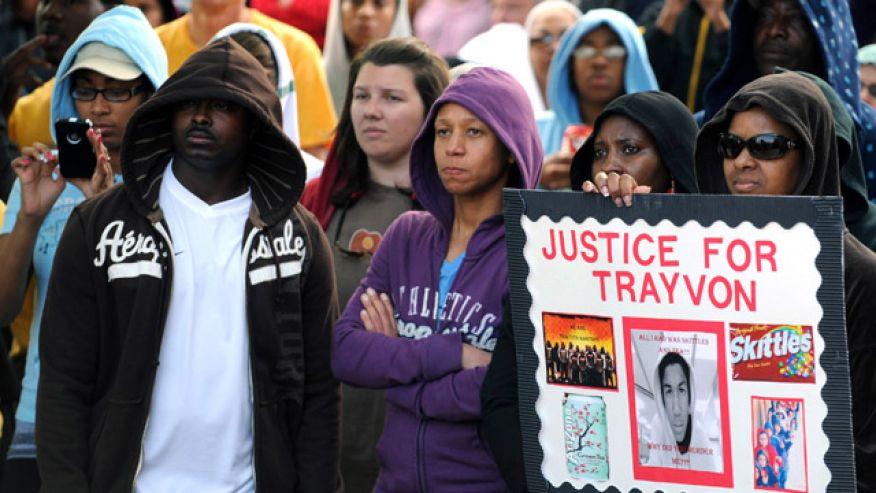 Trayvon Martin Funeral